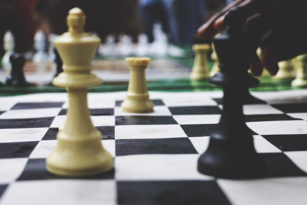 How To Be Good At Chess ?
